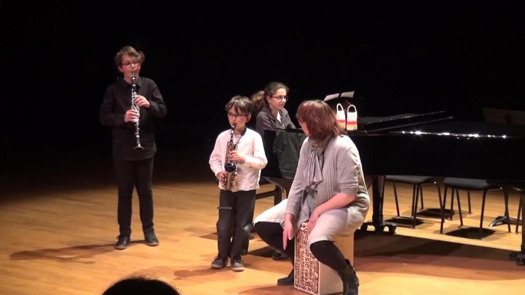 Concert des familles 2016 ENM